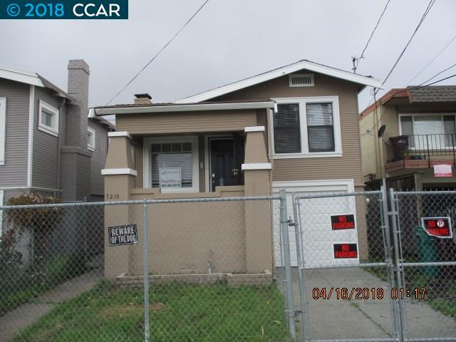 7215 Holly St, Oakland, CA 94621 (#40817824) :: RE/MAX TRIBUTE