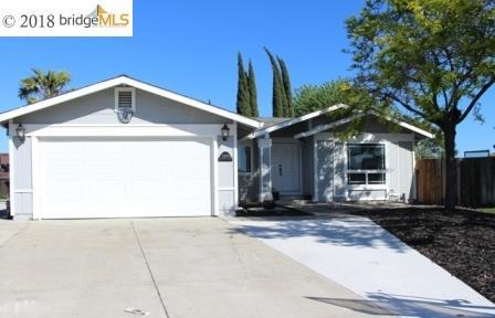 1401 Buttons Ct, Oakley, CA 94561 (#40818655) :: RE/MAX Blue Line