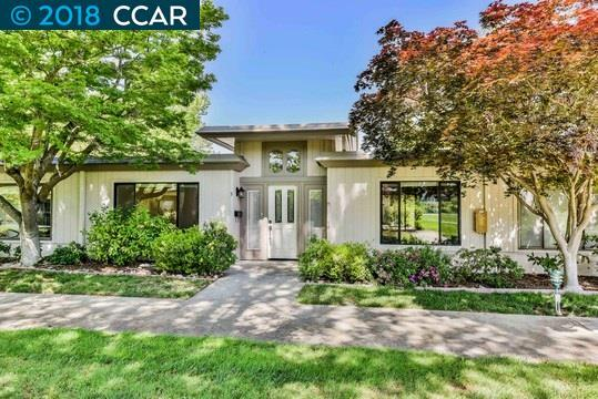 2516 Tice Creek Dr #3, Walnut Creek, CA 94595 (#40818758) :: Estates by Wendy Team
