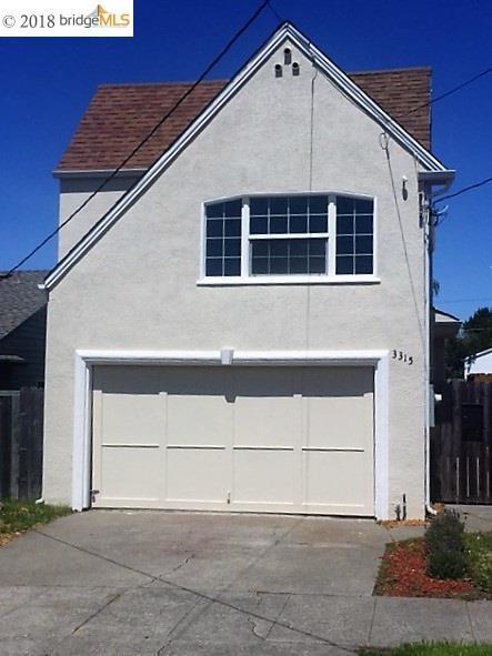 3315 Humphrey Ave, Richmond, CA 94804 (#40818889) :: RE/MAX TRIBUTE
