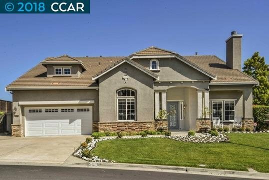 5269 Hiddencrest Ct., Concord, CA 94521 (#40819400) :: The Rick Geha Team