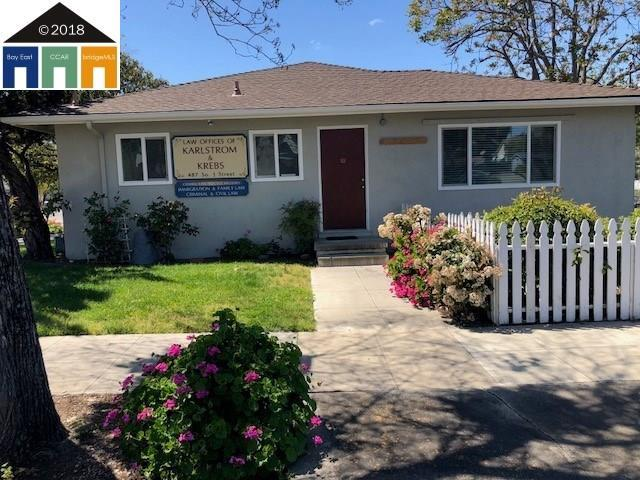 487 S J, Livermore, CA 94550 (#40819669) :: Estates by Wendy Team