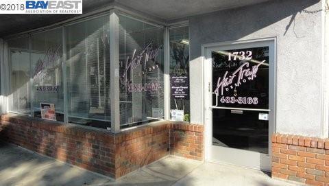 1732 E 14th St, San Leandro, CA 94577 (#40821274) :: Armario Venema Homes Real Estate Team