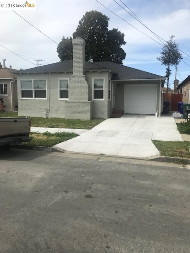 2009 Coalinga Ave, Richmond, CA 94801 (#40822721) :: The Grubb Company