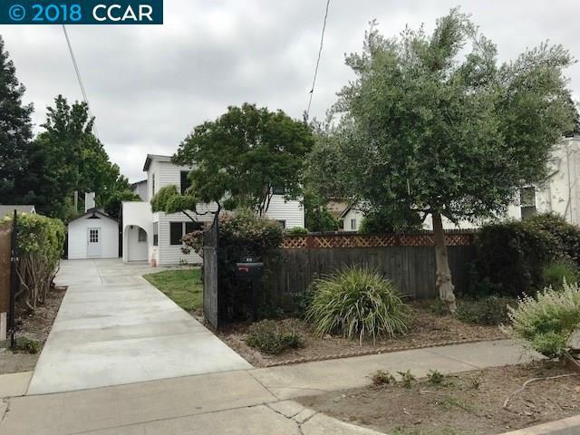 612 E Street, Martinez, CA 94553 (#40824082) :: RE/MAX Blue Line