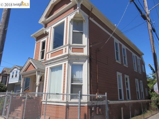 1237 Campbell St, Oakland, CA 94607 (#40826298) :: Armario Venema Homes Real Estate Team