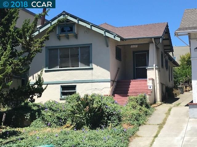 305 Hanover, Oakland, CA 94606 (#40830255) :: The Grubb Company