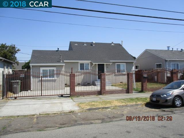 500 Jones Ave, Oakland, CA 94603 (#40834299) :: The Grubb Company