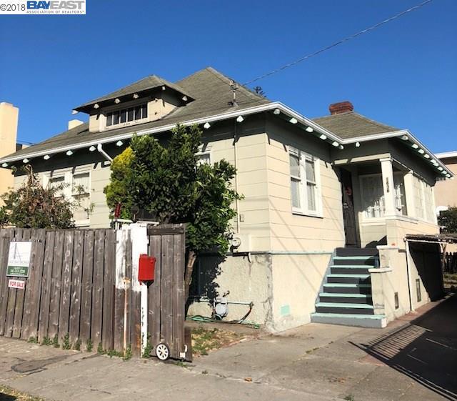 1636 18Th Ave, Oakland, CA 94606 (#40835021) :: Armario Venema Homes Real Estate Team