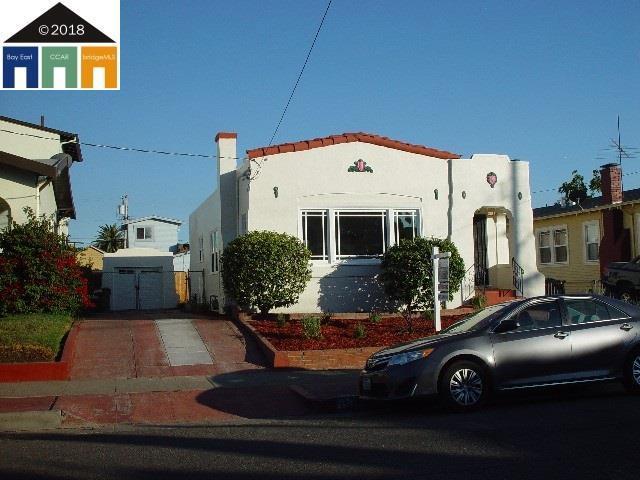 2518 64TH AVE, Oakland, CA 94605 (#40835036) :: RE/MAX Blue Line