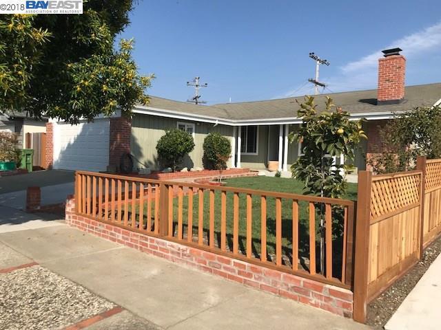 1646 Eastori Pl, Hayward, CA 94545 (#40835295) :: The Lucas Group