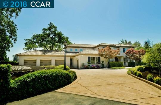25 Country View Ln, Danville, CA 94526 (#40836095) :: The Lucas Group