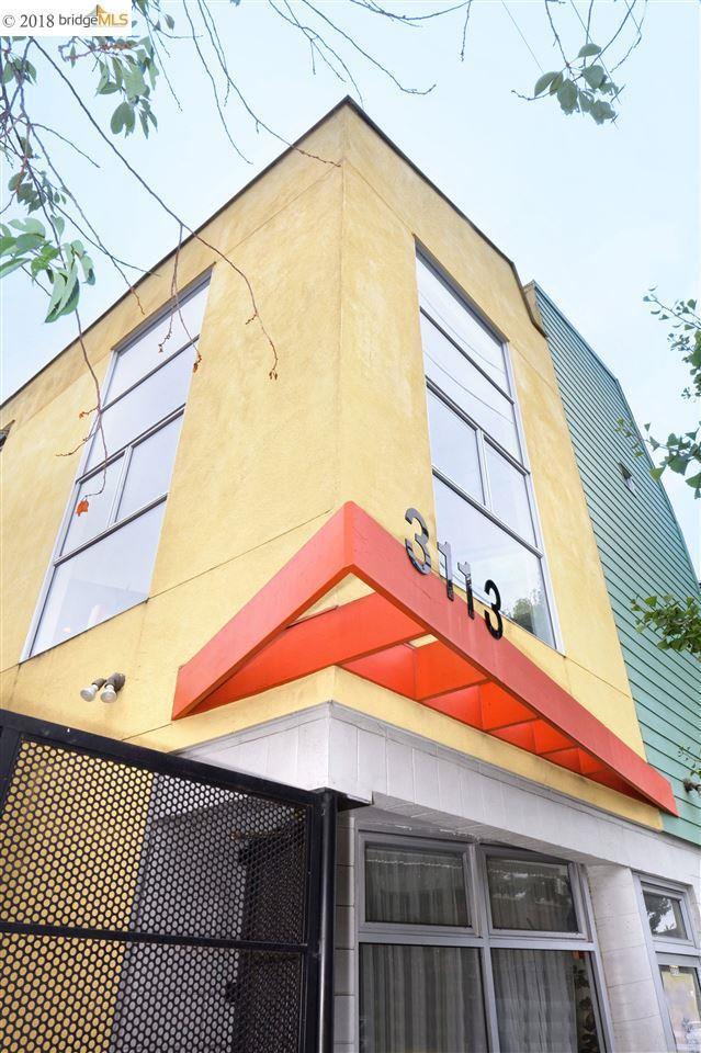 3113 Shattuck Ave #1, Berkeley, CA 94705 (#40837538) :: Armario Venema Homes Real Estate Team