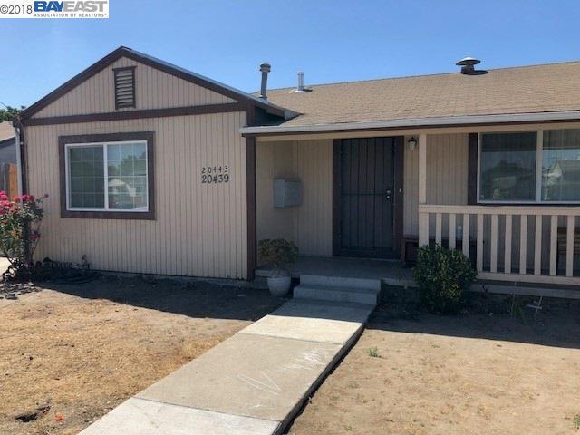 20449 Meekland, Hayward, CA 94541 (#40838612) :: Armario Venema Homes Real Estate Team
