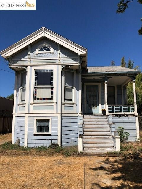 1631 Fairview St, Berkeley, CA 94703 (#40838825) :: The Rick Geha Team