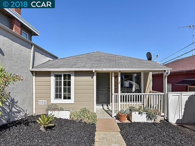 1804 San Benito St, Richmond, CA 94804 (#40839609) :: The Rick Geha Team