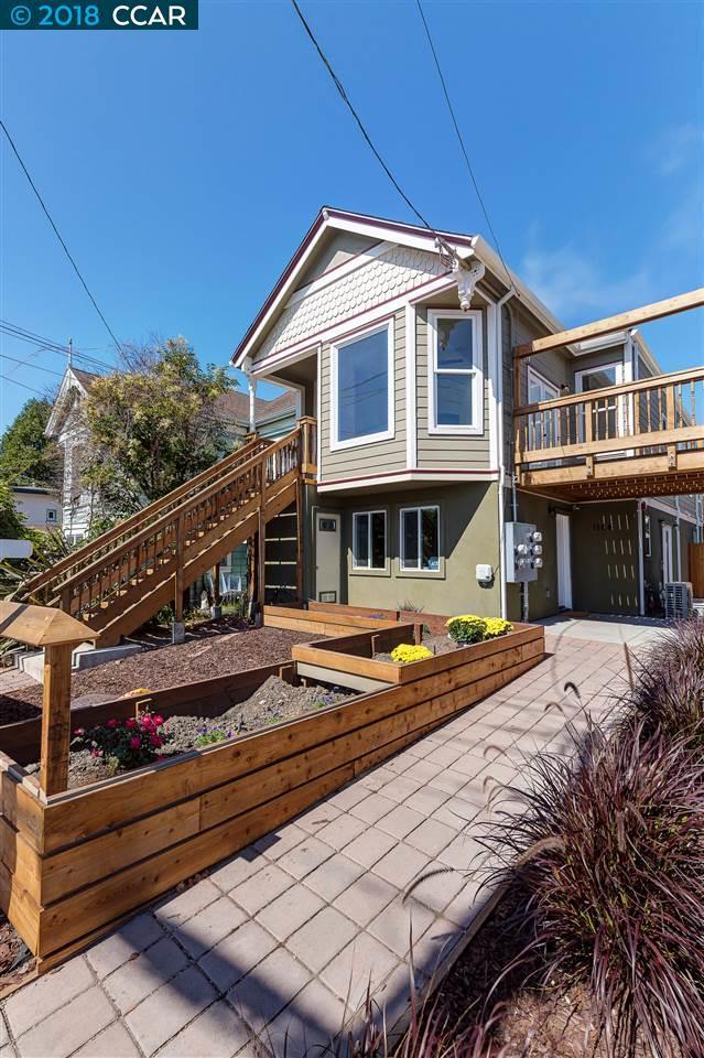 1164 63rd Street, Oakland, CA 94608 (#40839723) :: Estates by Wendy Team