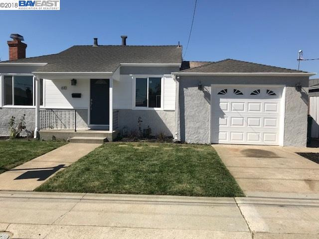 610 Mardie St, Hayward, CA 94544 (#40839882) :: The Lucas Group