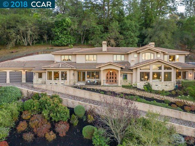 9 Gardiner Ct, Orinda, CA 94563 (#40847366) :: J. Rockcliff Realtors