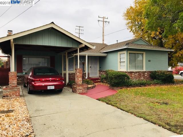 21956 Ada St, Castro Valley, CA 94546 (#40847691) :: The Grubb Company