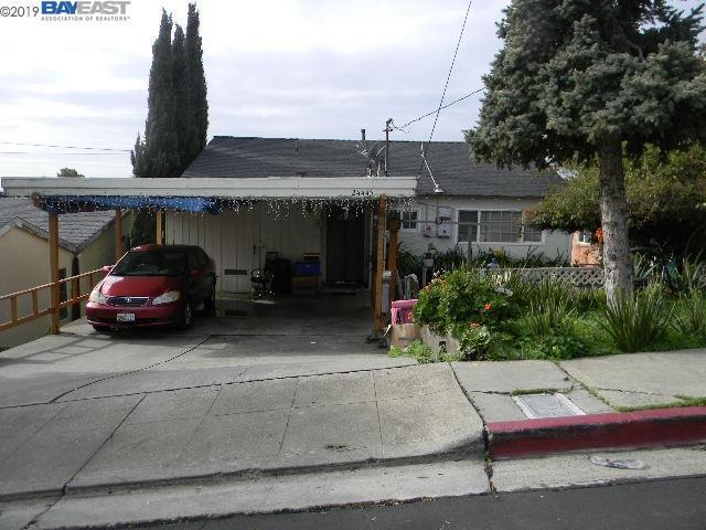 24445 Leona Dr, Hayward, CA 94542 (#40850026) :: Armario Venema Homes Real Estate Team