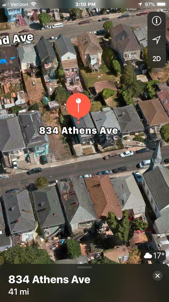 834 Athens Ave, Oakland, CA 94607 (#40853267) :: Armario Venema Homes Real Estate Team