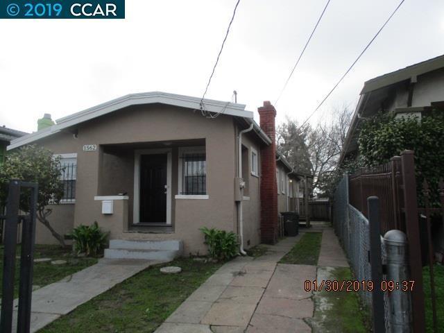 1562 79Th Ave, Oakland, CA 94621 (#40853430) :: Armario Venema Homes Real Estate Team