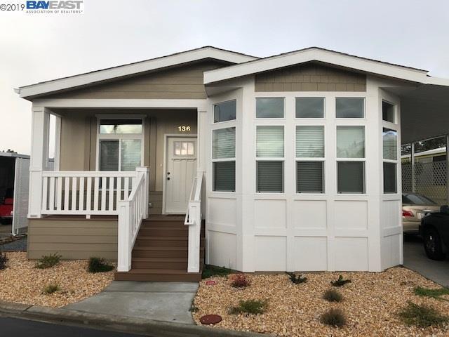 3263 Vineyard Ave #136 #136, Pleasanton, CA 94566 (#40855194) :: Armario Venema Homes Real Estate Team