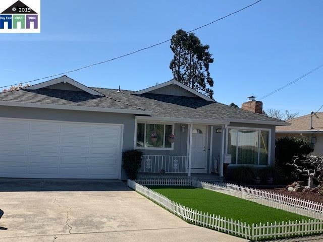 21907 Vernetti, Castro Valley, CA 94546 (#40857210) :: The Lucas Group