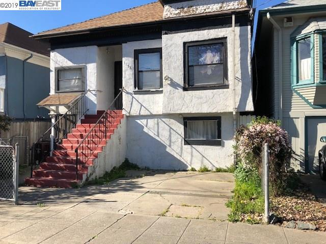 1158 53Rd St, Oakland, CA 94608 (#40857216) :: The Lucas Group