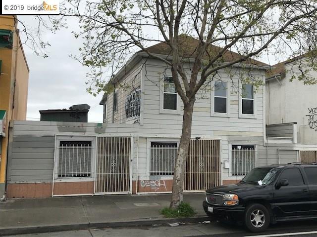 9314 International Blvd, Oakland, CA 94603 (#40858933) :: Armario Venema Homes Real Estate Team