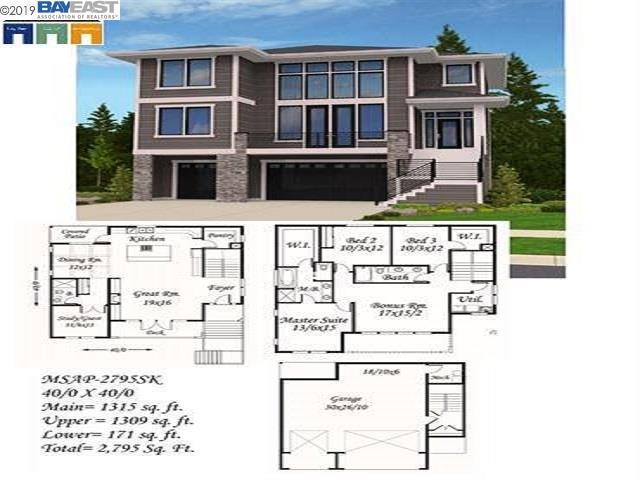 2382 Rainbow Ct, Hayward, CA 94542 (#40859472) :: Armario Venema Homes Real Estate Team