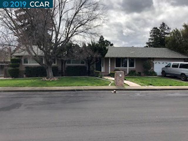 859 Brittany Ln, Concord, CA 94518 (#40861697) :: Armario Venema Homes Real Estate Team