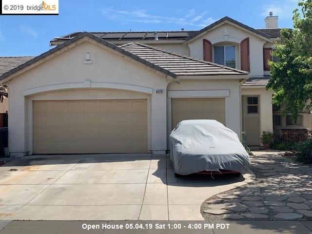 4628 Salvador Ln, Oakley, CA 94561 (#40861873) :: Armario Venema Homes Real Estate Team