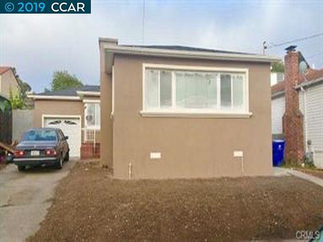 860 Yuba St, Richmond, CA 94805 (#40867943) :: The Grubb Company