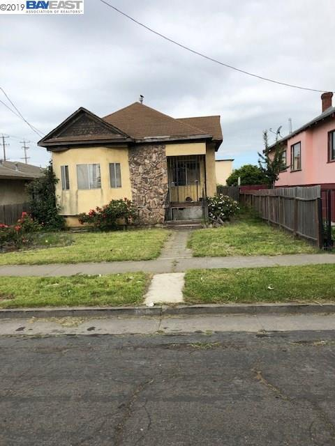 361 S 13th, Richmond, CA 94804 (#40871685) :: The Grubb Company
