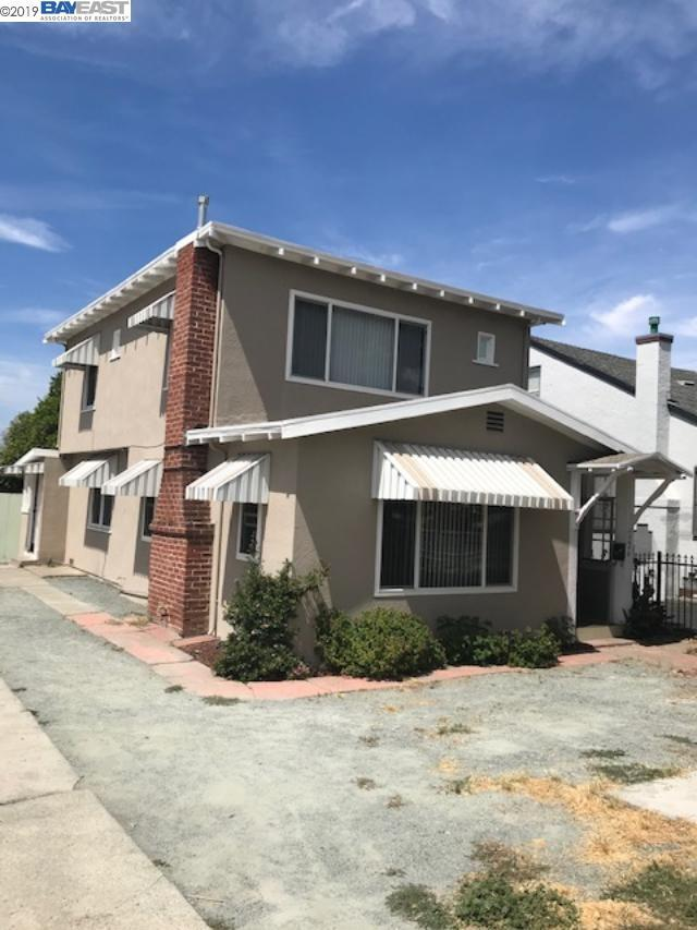 526 A St., Hayward, CA 94541 (#40877320) :: Armario Venema Homes Real Estate Team