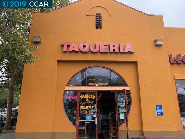 5412 San Pablo Ave, Oakland, CA 94608 (#40881343) :: Armario Venema Homes Real Estate Team
