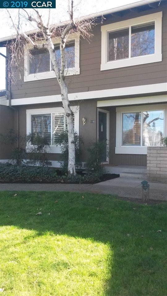 118 Lawnview Circle, Danville, CA 94526 (#40882348) :: Armario Venema Homes Real Estate Team