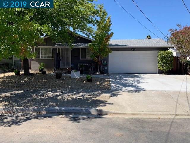 3574 Hillsborough Dr, Concord, CA 94520 (#40882980) :: Armario Venema Homes Real Estate Team