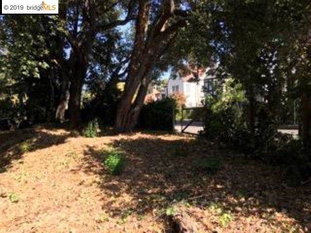 0 Ivanhoe Rd., Oakland, CA 94618 (#40886068) :: The Lucas Group