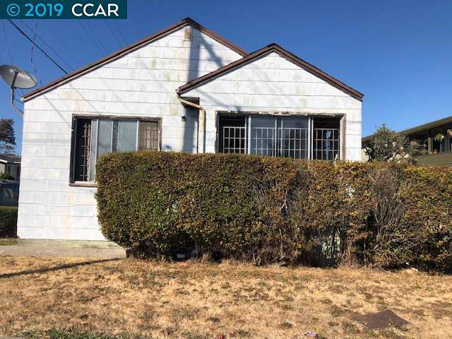3301 Barrett Ave, Richmond, CA 94805 (#40888434) :: Armario Venema Homes Real Estate Team