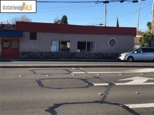 1303 Carlson Blvd, Richmond, CA 94804 (#40891602) :: Armario Venema Homes Real Estate Team
