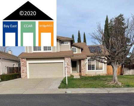 855 Coventry Circle, Brentwood, CA 94513 (#40892571) :: Blue Line Property Group