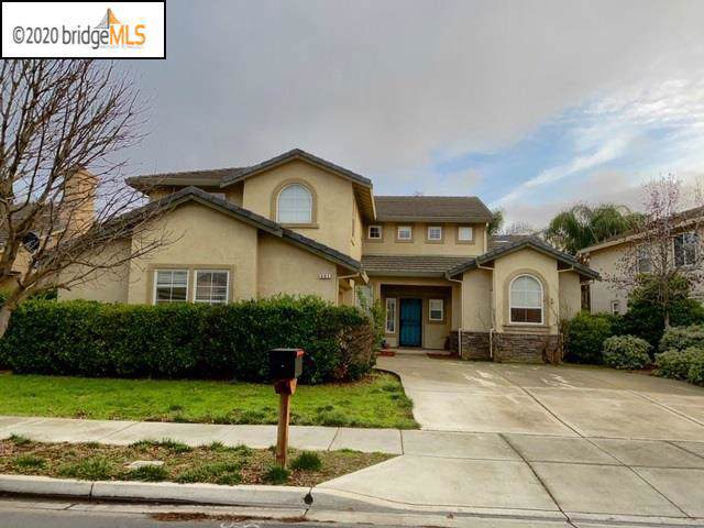 802 Redhaven St, Brentwood, CA 94513 (#40892731) :: Blue Line Property Group