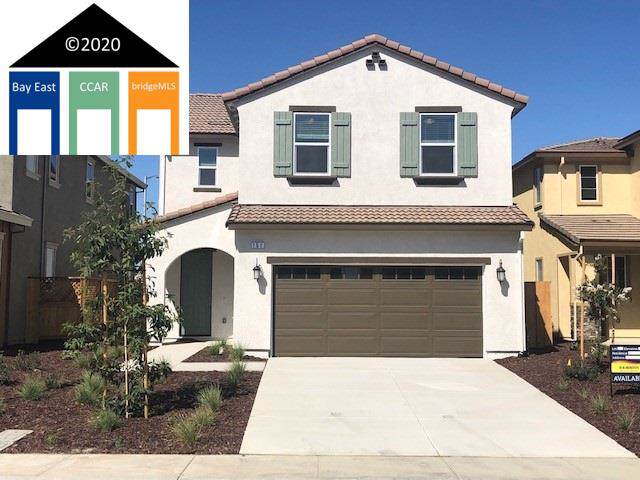 314 Mcclelland Way, Oakley, CA 94561 (#40892793) :: Armario Venema Homes Real Estate Team