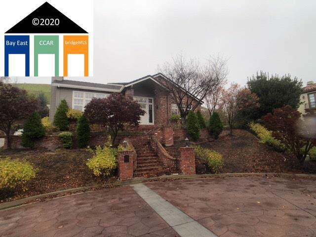 175 Diablo Ranch Ct, Danville, CA 94506 (#40892874) :: Blue Line Property Group