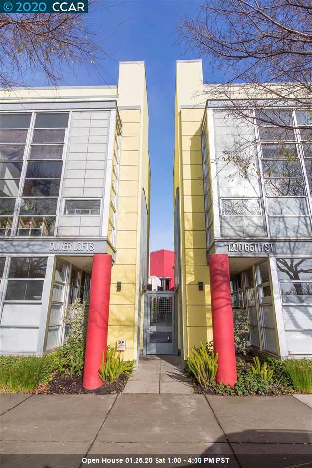 1200 65Th St #222, Emeryville, CA 94608 (#40893207) :: Armario Venema Homes Real Estate Team