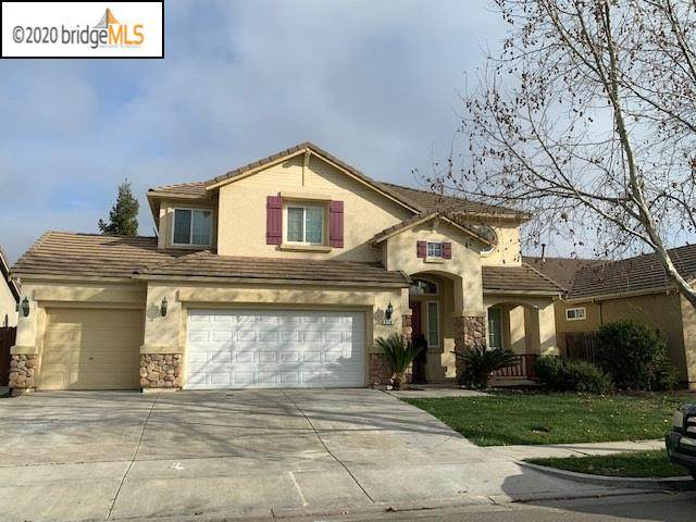 618 Beck Creek Ln, Patterson, CA 95363 (#40895704) :: Armario Venema Homes Real Estate Team