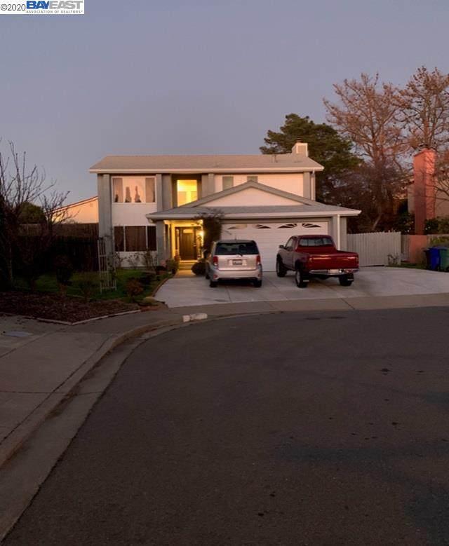 121 Raven Ct, Hercules, CA 94547 (#40895769) :: Kendrick Realty Inc - Bay Area